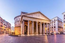 rome s pantheon to start charging visitors in may 2018 the