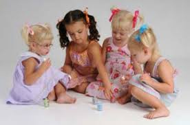 a safe alternative non toxic nail polish for kids