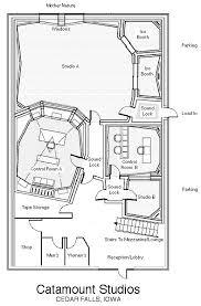 recording studio floor plan catamount recording studios floorplan catamount recording