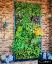 Vertical Gardens Miami - 33 best mur vegetal images on pinterest vertical gardens plants