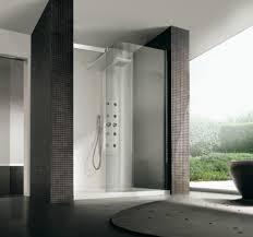 open shower ideas awesome doorless shower creativity decor