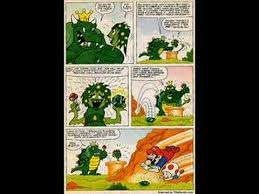 super mario bros video comic books 1