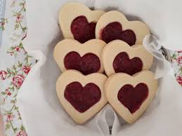 heart shaped crackers heart shaped s day biscuits writing in the kitchen