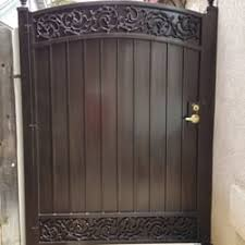 brothers ornamental iron closed fences gates 1725 s orange