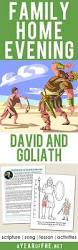 a year of fhe year 02 lesson 19 david and goliath