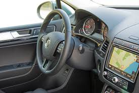 2015 volkswagen touareg tdi review autoweb