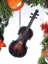 buy fiddle ornament gift
