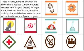 arrow of light scouting adventure cub scout update purchasing adventure loops and pins for