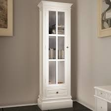 White Shabby Chic Bookcase by Wooden Shelves With Doors Kashiori Com Wooden Sofa Chair