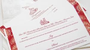 indian wedding card sle awesome indian wedding invitation cards uk wedding invitation design