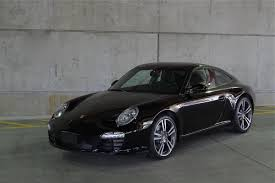 porsche black 911 2012 porsche 911 c2 997 black edition cor motorcars