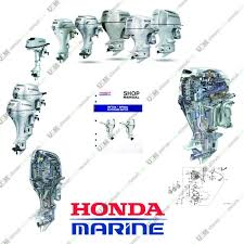 honda marine outboard workshop service repair manuals ultimate