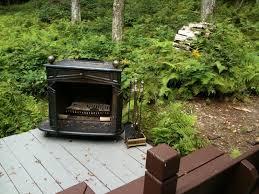 Backyard Fireplace Ideas Portable Outdoor Fireplace Wood Burningfarmhouses U0026 Fireplaces
