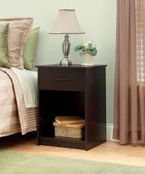 dorel core night stand with storage drawer multiple colors
