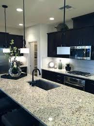 river white granite with dark cabinets dark cabinets with granite river white granite dark cabinets ideas