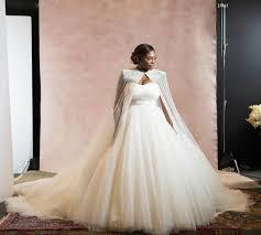 see serena williams u0027 stunning wedding dress afrocosmopolitan