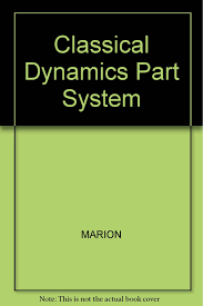 classical dynamics of particles and systems 4th edition