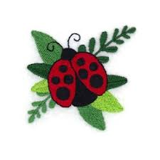 small ladybug designs for embroidery machines embroiderydesigns com