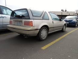 nissan pulsar 1983 seattle u0027s parked cars 1988 nissan pulsar nx sportbak