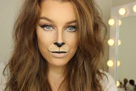 halloween makeup mac halloween week lion makeup zoe mountford