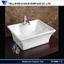 Commercial Bathroom Sinks And Countertop Engineered Stone Commercial Bathroom Sink Countertop Color Wash