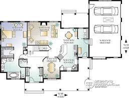 ranch floor plans with 3 car garage modern decoration ranch house plans with 3 car garage valuable