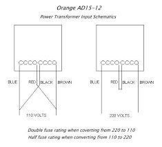 prowess amplifiers orange schematics ad15 transformer wiring