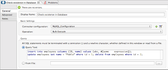 How To Delete A Table In Sql Database Connector Mulesoft Documentation