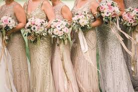 sequin bridesmaid dresses bridesmaid dresses metallic bridesmaid dress styles from real