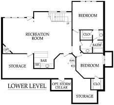Chalet Floor Plans by Chalet New Homes Kansas City