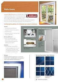 Triple Patio Doors by Sliding Patio Doors Earth Sense Energy Systems