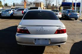 2003 acura tl 4dr silver sedan used car sale