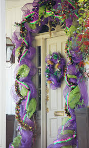 mardi gras deco mesh mardi gras decorating ideas mardi gras decorations choices with