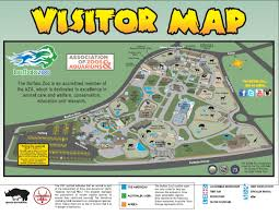 Buffalo State Map by Buffalo Zoo Visitor Info Buffalo Ny