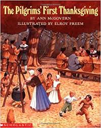 the pilgrims thanksgiving mcgovern elroy freem
