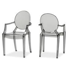 Acrylic Dining Chair Acrylic Dining Chairs Dining Room Furniture Affordable Modern