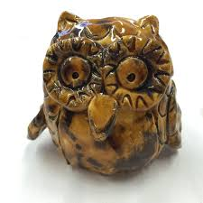 clay owls for kids with jeni licata breckcreate