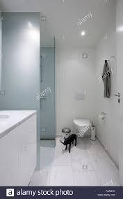 no nonsense modern apartment in copenhagen white walls and a