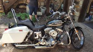 1976 harley electra glide motorcycles for sale
