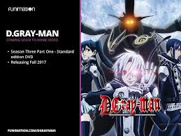 Best Resume In 2017 by D Gray Man Dub To Resume In Fall 2017 Animedubs