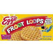 Eggo Toaster Waffles Eggo Froot Loops Waffles Review Mrbreakfast Com