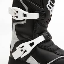 fox racing motocross boots new fox racing mx comp 5k black peewee dirt bike kids toddler