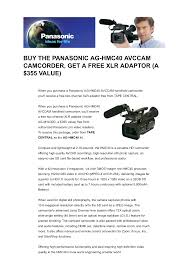panasonic 3mos manual download free pdf for panasonic ag hmc40 camcorders manual