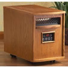 Infrared Heater Fireplace by Lifesmart 1 500w Infrared Heater 198623 Fireplaces At