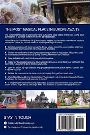 the independent guide to disneyland paris 2016 amazon co uk mr