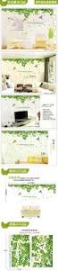 233 removable quote wall murals plant tree wall stickers home