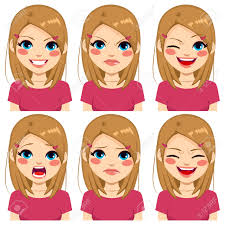 resultado de imagen para caras ninos ilustradas caras