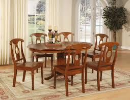 Oval Dining Table Set For 6 Oval Dining Room Table Sets 16323