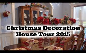 christmas decorations house tour vlog 2015 cate trunnell youtube