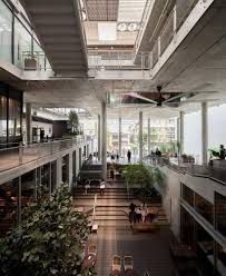 Architectural Ceiling Fans The Commons In Bangkok Thailand By Department Of Architecture
